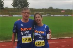 Jörg und Monika Falk